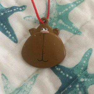Other - Monkey Pendant Necklace
